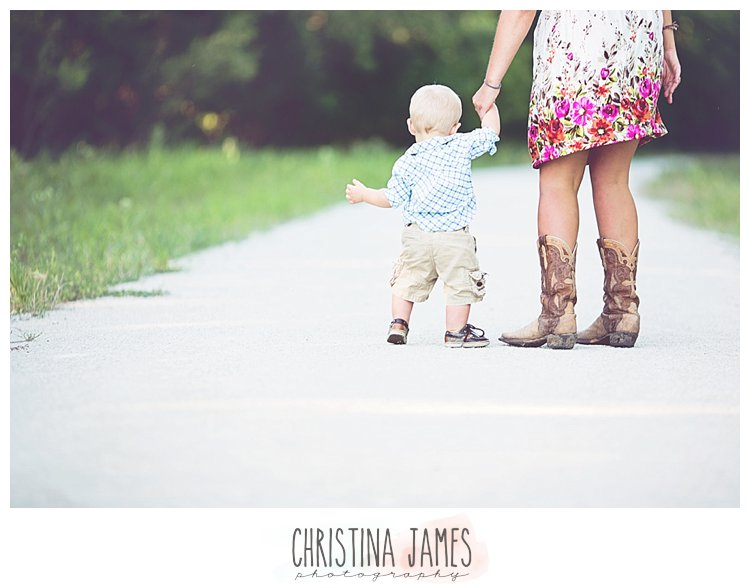 Kansas Childrens Portrait Session